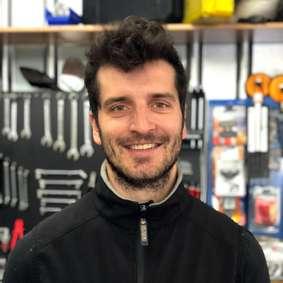 Jonathan Chotard - Pole Mecanique