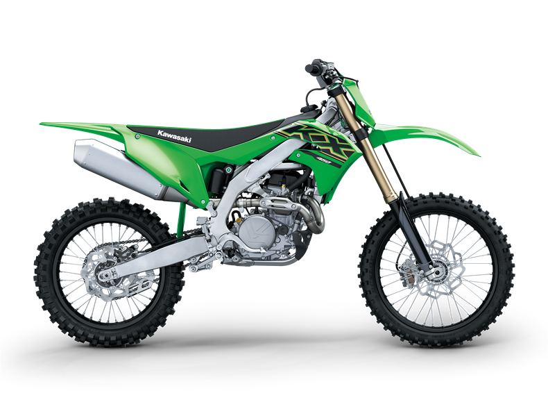 Moto Kawasaki KX450