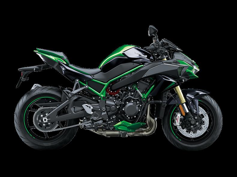 Moto Kawasaki Z H2 SE