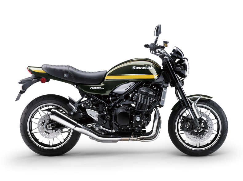 Moto Kawasaki ZR 900 C